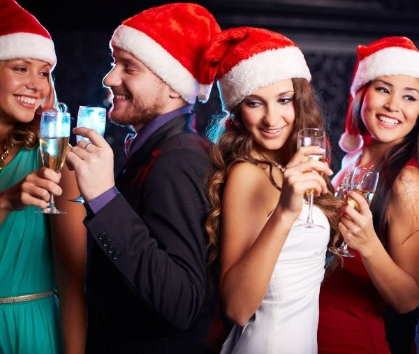 star lanes holiday parties