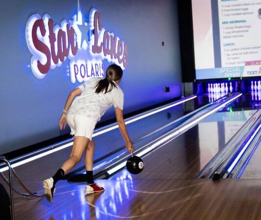 star lanes polaris corporate events